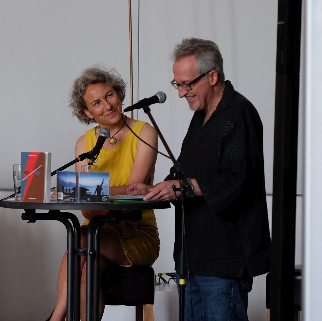 Anja Liedtke,Frank Schorneck, Foto Frank Kurczyk